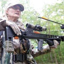 Deer hunters trend toward bows