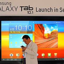 What a Patent War Means for South Korea's Samsung
