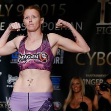 Invicta FC 17: Evinger vs. Schneider Weigh-in Video and Results
