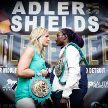 Showtime Boxing Results: Shields Dominates Adler, Captures Titles