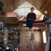 Tiny Houses Are Big With U.S. Owners Seeking Economic Freedom