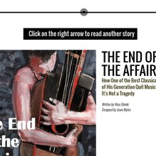 'The End of the Affair' from 'Liner Notes' by Liner Notes