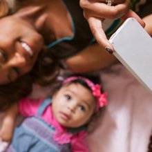 You'll Never Give Up Your Phone So Here's How Not To Mess Up Your Kid