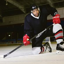 From Kenya to U.K. to hockey expert - the (almost) unbelievable rise of Chris Kibui