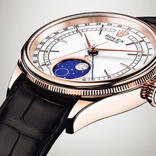 Rolex adds new model to its Cellini collection