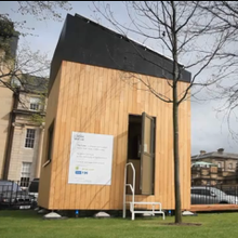The Cube Project Squeezes Bachelor Pad Into Charmingly Tiny Box