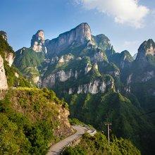 Halleluja Mountain - Zhangjiajie