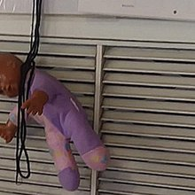 Parent, bus drivers outraged after black baby doll is mock-lynched at Rim of the World Unified