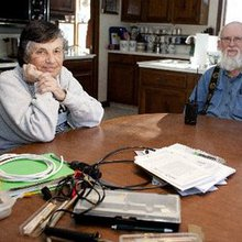 Lo-Jack for grandma: Hemlock couple wants Project Lifesaver alert bracelets to go statewide
