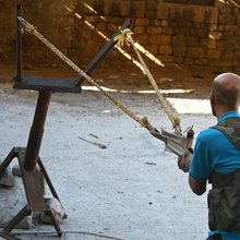 Inside The Free Syrian Army's 'Candy Factories,' The Secret Rebel Arms Workshops