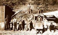 Fool's gold: How the pursuit of precious metal made and broke two towns