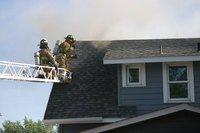 Multi-house fire on 6th Street
