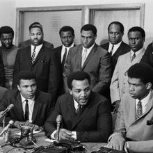 Remembering Cleveland's Muhammad Ali Summit, 45 years later