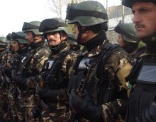 Afghans Failing Security Test In Badakhshan
