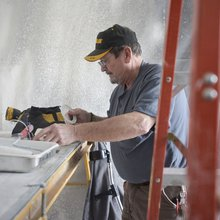Herb Churruca volunteers hundreds of hours to refurbish Caldwell veterans hall