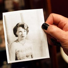 How a great-grandmother's body came to be used in an Army blast test