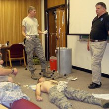 Special Report: Military knew about bizarre methods of doctor hired to train troops