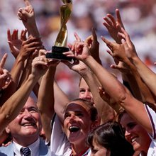 The Summer That Changed Women's Soccer