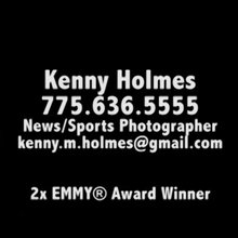 Kenny Holmes Photojournalist Reel