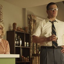 Review: 'Suburbicon' has problems deciding what it wants to be