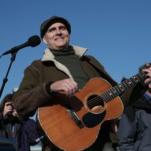 James Taylor Plans Year Off to Make New Album | Rolling Stone