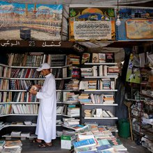 Marrakech's historic booksellers once again face eviction