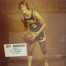 Jeff Hornacek talks about his journey from La Grange to the NBA