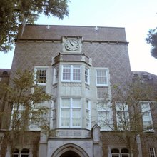 Danger Zone: Norman Hall is falling apart, in need of renovations