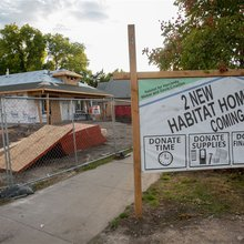 After $6,000 in tools were stolen from Habitat site, community steps up to help
