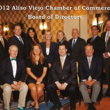 Chamber of Commerce recognizes first board of directors
