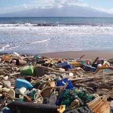 How A Company Recycles Ocean Plastic Twice The Size Of Texas