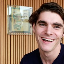 Breaking Bad's RJ Mitte on acting, disability and 'inspiration porn' - video