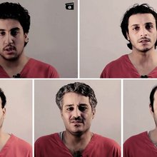 Isis video: who are the purported victims?