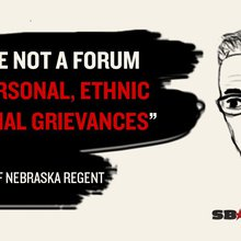 Emails show a Nebraska regent was 'embarrassed' by Cornhusker football players' protest