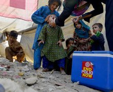 Will Pakistan ever become polio free?