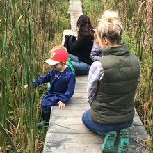 New preschool focuses on outdoors to spark learning
