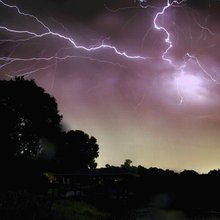Lightning kills more people in Florida than any other weather phenomenon.