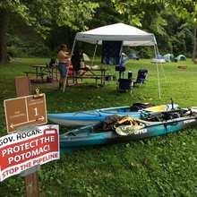Pipelines and protests: Why environmentalists oppose funneling natural gas under the Potomac Rive...