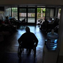 A Florida assisted care facility sheltered in place for Irma. The power went out. For three days.