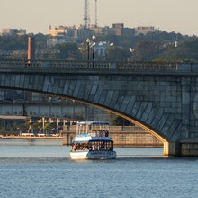 Taking a water taxi to work could happen, study says