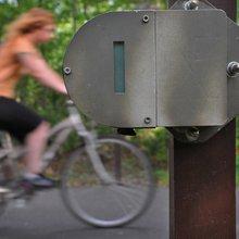 Trail tracking: Sensors gather data on Mount Vernon path