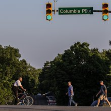 Businesses watch and wait for Columbia Pike's future