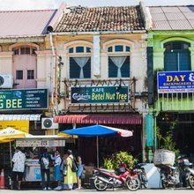 From food to art, Penang's George Town is a feast for the senses