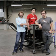 Why There's A Rideable 4,000-Pound Spider-Robot Being Built In Somerville