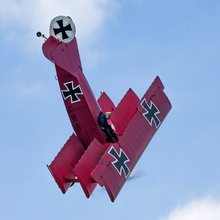 For aerial challenge, Spruce Creek Fly-In pilot travels back to WWI