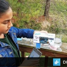 America's Top Young Scientist finalist finds radical way to test for lead in water