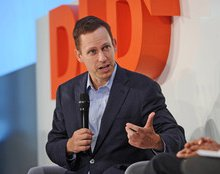 PayPal founder Peter Thiel's nonprofit backs learning by doing even if it means dropping out.