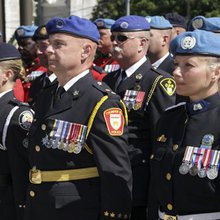 Canada's UN peacekeeping has shifted from military to police