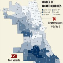 Where Chicago's vacant homes are