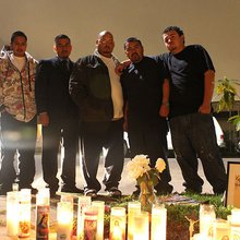 Double killing in Exposition Park leaves friends and family reeling